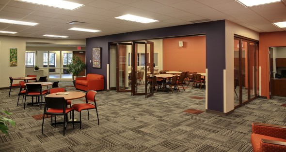 Goshen College Renovation - Interior 2