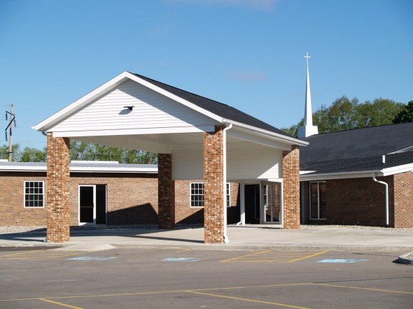 Nappanee First Church of God - Canopy 1